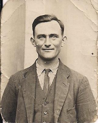 Hendrik ter Woorst ca 1940